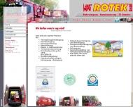Bild Rotek Rohrreinigungsdienst GmbH