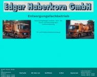 Bild Haberkorn Edgar GmbH Rohrreinigung