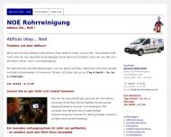 Bild Noé GmbH, Giovanni Rohr- und Kanalreinigung