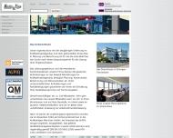 Website Ingenieurbüro Kiefer & Voß