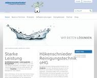 Bild Hökenschnieder Reinigungstechnik GmbH & Co. KG