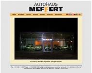Bild Autohaus-Meffert GmbH