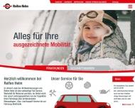 Bild Webseite Meerbach Reifen Flensburg