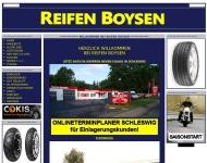 Bild Reifendienst Boysen GmbH