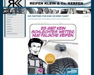 Bild Reifen Klein GmbH & Co