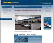 Bild Webseite Reifen Radecki Reutlingen