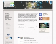 Website Rehazentrum Wilhelmshaven - Klinik am Park -