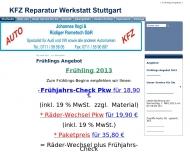 Bild Vogl & Rometsch GbR KFZ-Reparatur Werkstatt Stuttgart