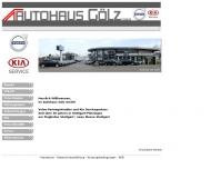Bild Autohaus Gölz GmbH Volvo Vertragshändler
