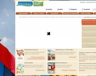 Bild Webseite Reformhaus Stier Darmstadt