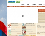 Bild Webseite Reformhaus Heift Aachen