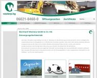 Bild Westarp Alois Rohstoffhandel Bernhard Westarp KG & Co