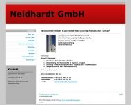 Neidhardt GmbH - Startseite