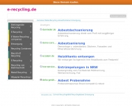 Bild E-Recycling Nordbayern ERN GmbH