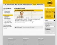 Bild ARAG , Hauptgeschäftsstelle Bonn Rechtsschutzversicherung