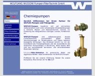 Bild Wussow, Wolfgang Pumpen-Filter-Technik GmbH