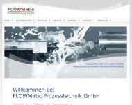 Bild Flowmatic Prozesstechnik GmbH