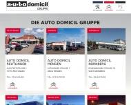 Bild auto-domicil Reutlingen GmbH Kfz-Werkstatt Gebrauchtwagen
