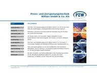 Bild PZW Press- und Zerspanungstechnik Witten GmbH & Co. KG vorm. Gallade