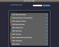 Bild Präsoma Präzisions- und Sondermaschinenbau GmbH