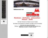 Bild Hans Müller Planen- und Zeltebau Gesellschaft mit beschränkter Haftung