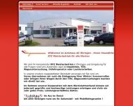 Bild Webseite  Öhringen