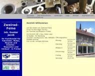 Bild Webseite Jacob Gunter Zweiradhandel und Service Freital