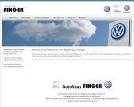 Bild Autohaus Finger GmbH