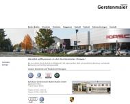 Bild Autohaus Gerstenmaier Baden-Baden GmbH