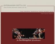 Bild Ostermann Pott & Cie. Healtcare Advisors GmbH & Co. KG Unternehmenskommunikation