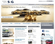 Bild S & G Automobil AG Mercedes-Benz Großvertreter der DaimlerChrysler AG