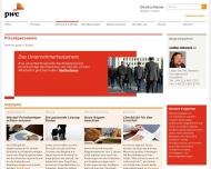 Bild PricewaterhouseCoopers AG Wirtschaftsprüfungsgesellschaft