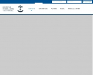 Bild Webseite Deutsche Schiffahrts-Treuhand Aktiengesellschaft Flensburg