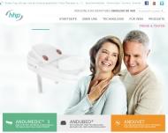hhp Massageliege Andullationstherapie-System