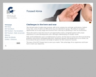 Bild Webseite RG Treuhand Revisionsgesellschaft Büdingen