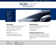 Bild Webseite MTWG Treuhand München