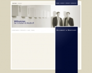 Bild Webseite Schubert & Westhoff Corporate Finance Advisors München