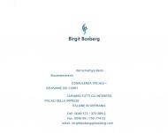 Bild Webseite Boxberg Steuerberatung München