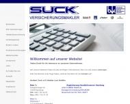 Bild Webseite Herbert Suck Hamburg