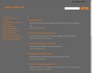 Bild Webseite Autohaus Corso München