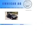 Website OMNICAR