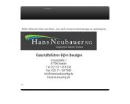 Bild Hans Neubauer Kommanditgesellschaft