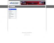 Website Rauscher Autohaus