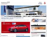 Willkommen Autohaus K?ppl - Hyundai H?ndler in Gr?benzell