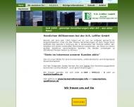 Bild Webseite N.R. Löffler Frankfurt