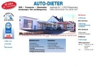 Bild Webseite  Althegnenberg