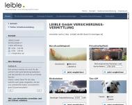 Bild Leible GmbH Versicherungsvermittlung