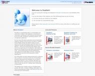 Website GfV Gesellschaft für Versicherungsvermittlung