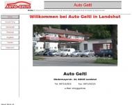 Bild Günther Geltl Kfz-Handel und Kfz-Reparatur