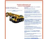 Bild Kran Maier GmbH & Co. Kg